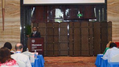 Photo of جامعة دبي تشارك في المؤتمر الدولي للمكتبات الرقمية في الصين