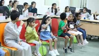 Photo of وزارة تنمية المجتمع تنظم دورة أساسيات لغة الإشارة للأطفال