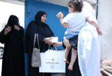 Photo of وزارة تنمية المجتمع تشارك الأسر المتعففة فرحة العيد