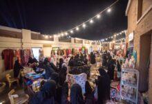 """Photo of 30 أسرة إماراتية تُثري """"سوق عكاظ"""" بمنتجات يدوية متنوعة"""