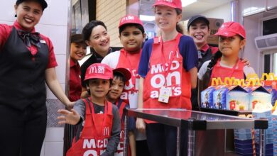 "Photo of ماكدونالدز الإمارات تعلن عن افتتاح مخيم ""ميني كرو"" الصيفي"
