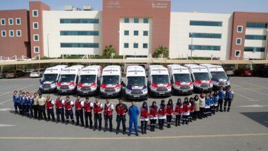 Photo of «إسعاف دبي» خطة محكمة لتأمين وتغطية اجازة عيد الأضحى 2019