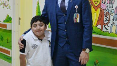 Photo of جراحة معقدة في دبي تنقذ طفلا من التواء العمود الفقري