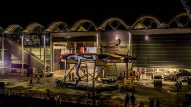 Photo of فريق طيران الإمارات نيوزيلندا يطلق أول يخت سباق سيشارك في كأس أميركا لليخوت الشراعية 2021