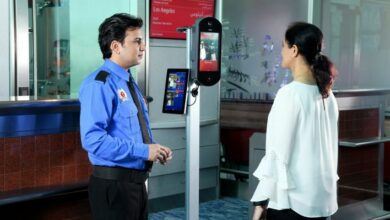 Photo of Emirates first on-board for biometric boarding
