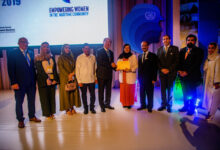 Photo of International Maritime Organization appoints first Emirati woman as IMO Goodwill Maritime Ambassador