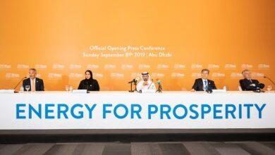 Photo of الإمارات ترحب بالوفود القادمة إلى أبوظبي من كل أنحاء العالم قبيل افتتاح مؤتمر الطاقة العالمي الرابع والعشرين