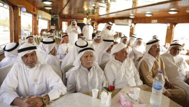 """Photo of مؤسسة وطني الإمارات تحتفل بكبار المواطنين بفعاليات """"أنتو البركة"""""""