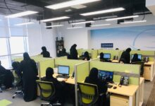 Photo of Al Ansari Exchange sales call center is managed and operated by 97 per cent of Emiratis