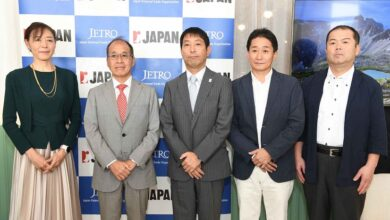 Photo of JETRO actions the increase in export of Japanese authentic rice and its products in the region and introduces Japan's rice flour for the first time in the UAE