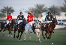 Photo of Habtoor Polo and Dubai Wolves Win at the Opening of Halloween Cup 2019