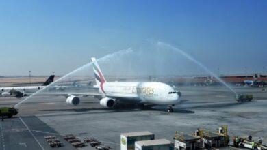 Photo of طيران الإمارات تضم القاهرة إلى شبكة الإيرباص A380