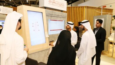 Photo of دائرة الموارد البشرية لحكومة دبي تطلق موقعين إلكترونيين: رحلتي الذكية، وإصابات العمل، خلال مشاركتها في أسبوع جيتكس للتقنية 2019