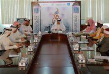 Photo of بوملحه يرحب بأعضاء لجنة التحكيم لمسابقة الشيخة فاطمة بنت مبارك الدولية للقرآن الكريم