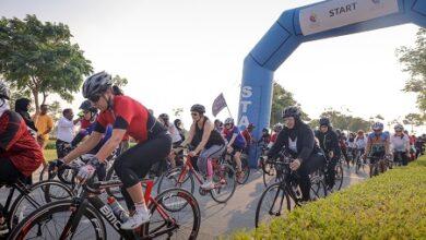 Photo of أكثر من 1000 مشاركة من 50 مؤسسة في دورة الشيخة هند للألعاب الرياضية للسيدات