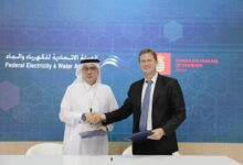 Photo of الهيئة الاتحادية للكهرباء والماء توقع مذكرة تفاهم مع القنصلية الملكية الدنماركية في دبي