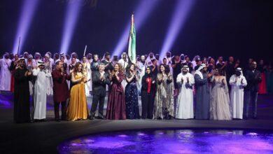 """Photo of نهلة الفهد: أوبريت """"الحضن العربي"""" رسالة محبة وسلام بعرض مسرحي غنائي عالمي من الإمارات"""