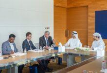 Photo of مركز دبي المالي العالمي يستقبل وفد مجلس الأعمال الإماراتي الأمريكي