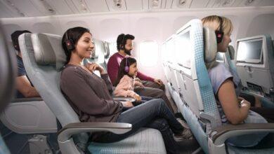 Photo of طيران الإمارات تكشف عن تفضيلات الركاب على نظامها الترفيهي