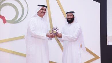 "Photo of ""Community Development"" in Dubai honors Dar Al Ber Society"