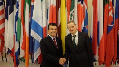 Photo of اتفاق الإيسيسكو ومنظمة التعاون الاقتصادى على تنظيم ورش عمل مشتركة