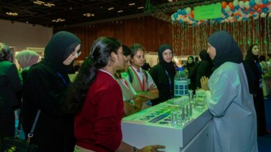 Photo of تميز مؤتمر دبي العالمي لسلامة الغذاء في دورته الثالثة عشر ببرامج طلابية إبداعية مبتكرة