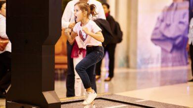 Photo of الركض افتراضياً ومقارعة الأبطال على ساحات الرياضة المستقبلية