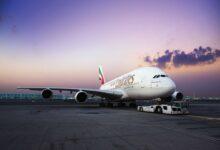 Photo of طيران الإمارات تشغل رحلات تشارتر إلى موسكو وسان بطرسبرغ