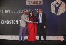 Photo of كينغستون تكنولوجي تحصد جائزة 'أفضل مورد مُبتكر لحلول حماية بيانات المؤسسات'