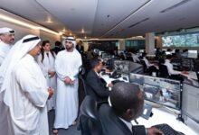 Photo of وفد من شرطة دبي يزور مقر الدائرة الأمنية في مجموعة الإمارات