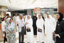 Photo of مؤسسة سلطان بن علي العويس الثقافية تحتفي  بالفن السوداني عبر معرض نوعي وندوة قيمة