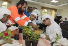 Photo of مكتوم الخيرية تعقد ورشة الزراعة تشهد تفاعلا كبيرا