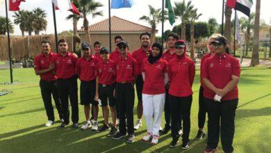 "Photo of 44 لاعباً ولاعبة يدشنون اليوم ثاني جولات ""الميدالية الوطنية"" للجولف"