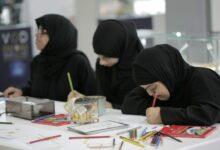 """Photo of """"قلادة"""" أصحاب الهمم تعود إلى معرض دبي للمجوهرات بــ 10 تصاميم مبتكرة (فيديو)"""