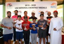"Photo of ""العمادي"" بطلاً لجولة نوفمبر في موسم الميدالية الوطنية لاتحاد الجولف"