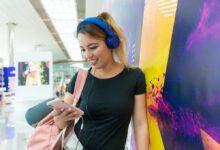 Photo of خدمة البث الموسيقي المجانية غير المنقطعة متوفرة حالياً في مطار دبي الدولي