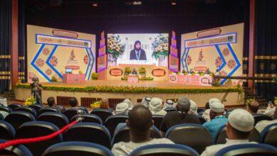 Photo of منافسة قوية في ختام مسابقة الشيخة فاطمة بنت مبارك الدولية للقرآن الكريم بمشاركة 5 متسابقات