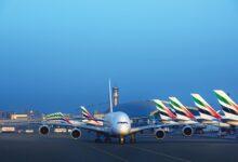 "Photo of طيران الإمارات تنقل 6500 مشاركا بـ""ندوة أمواي للريادة"" في دبي"