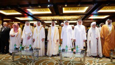 Photo of انطلاق فعاليات الدورة الـ 24 من مؤتمر ومجمع الفقه الإسلامي الدولي 2019 في دبي