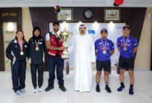 Photo of إسعاف دبي تحصد المركز الأول في سباق الدراجات الهوائية لدوائر دبي الحكومية