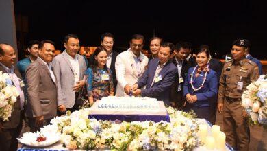 Photo of فلاي دبي تدشن رحلاتها الى كرابي التايلندية