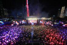 Photo of الدورة الـ 25 لمهرجان دبي للتسوّق تنطلق بحفلات موسيقية لكبار النجوم وضمن أجواء احتفالية