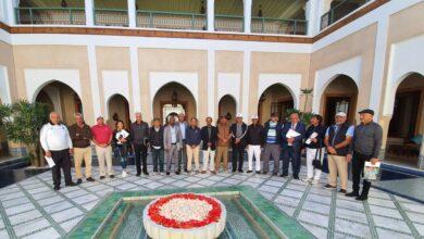 Photo of المغرب يتمسك بالصدارة في ختام ثالث جولات عربية الجولف