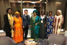 Photo of المدير العام للإيسيكو يلتقي وزيرة المرأة والأسرة السنغالية في إسطنبول
