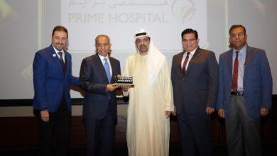 "Photo of ""إسعاف دبي"" تكرم مستشفى أنقذ مريضاَ توقف قلبه 60 دقيقة"