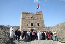 Photo of جمعية الصحفيين الإماراتية تنظم ملتقاها السنوي وتزور المناطق الاثرية والسياحية في الساحل الشرقي