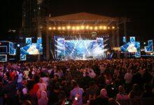 Photo of حسين الجسمي والآلاف من جمهور الإمارات يفتتحون مهرجان دبي للتسوق الـ25