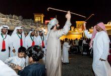 "Photo of ""حمدان بن محمد للتراث "" ينظم احتفالية اليوم الوطني في القرية العالمية"