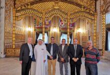 Photo of جمعة الماجد يزور المؤسسات الثقافية والتعليمية في القاهرة