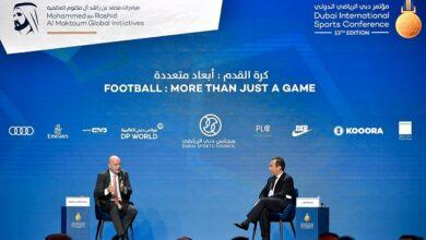 Photo of مؤتمر دبي الرياضي الدولي الـ14 ينطلق (اليوم السبت)